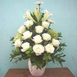 Bunga Bouquet Meja 01