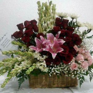 Bouquet Meja