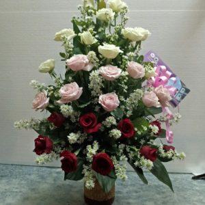 Bunga Bouquet Meja 06