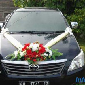Bunga Hias Mobil 01