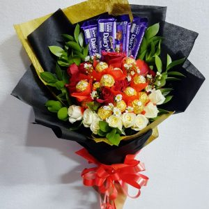 Hand Bouquet 17